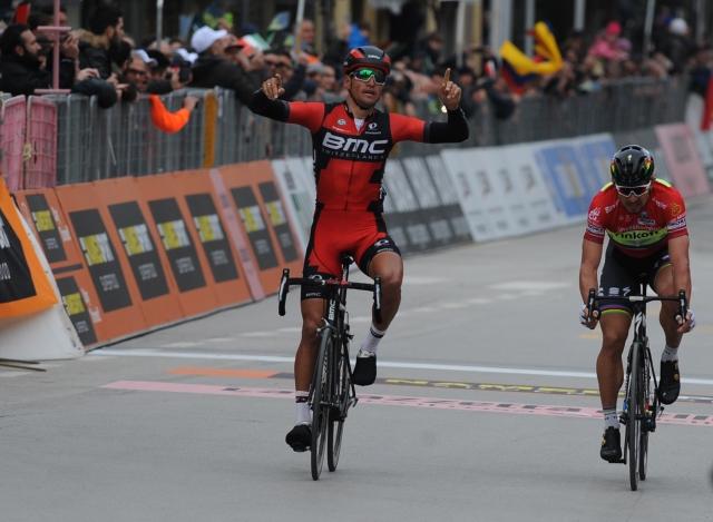 Peter Sagan spet poražen, junak pa Greg Van Avermaet