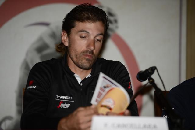 Fabian Cancellara v Belgijo z avtomobilom