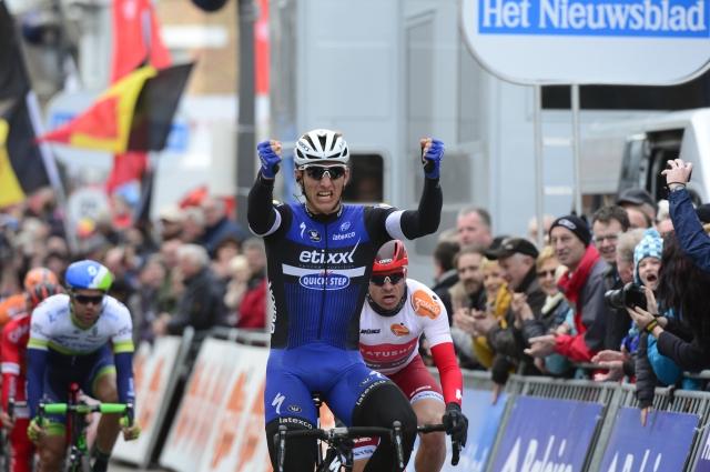 Luka Mezgec peti v sprintu, Marko Kump 10.