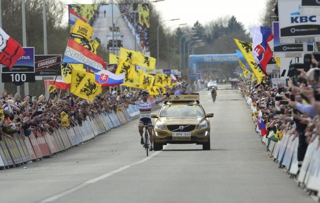400 tisoč evrov za cilj 'Flandrije'