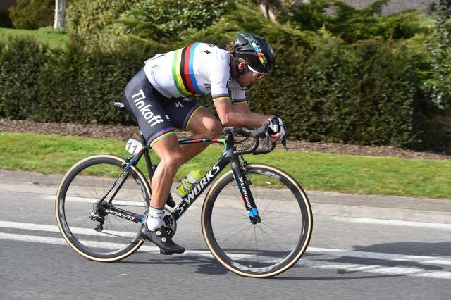 Peter Sagan na OI v olimpijskem krosu