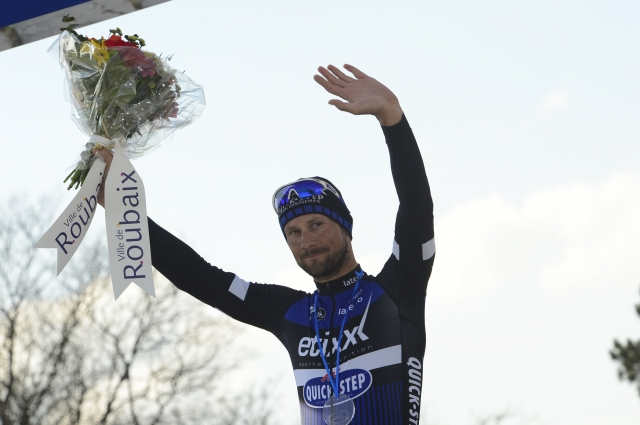 Tom Boonen: Ne glede na uspeh bo 'Roubaix' zadnja dirka