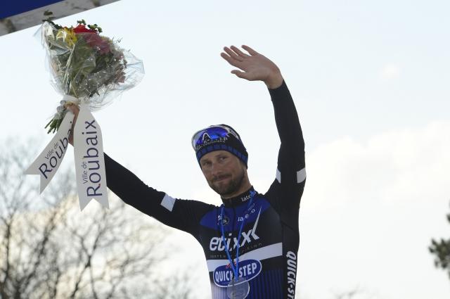 Tom Boonen: Ne glede na uspeh bo 'Roubaix' zadnja dirka