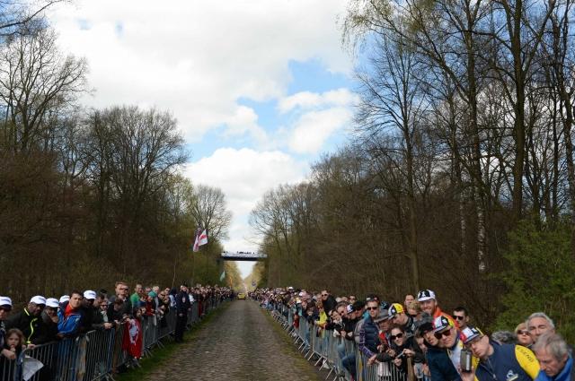 Pariz-Roubaix: 29 odsekov in 55 peklenskih kilometrov