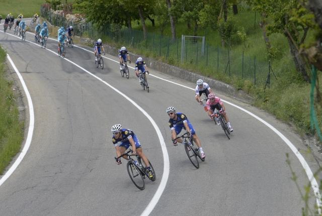 UCI spet prestavila ponovni začetek uporabe disk zavor