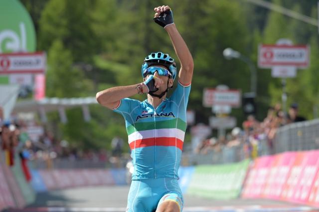 Vincenzo Nibali: Globoko v sebi pa sem upal na nekaj podobnega
