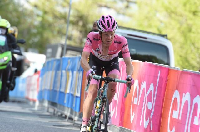 Giro: Lanski osmoljenec se vrača