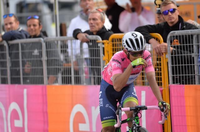 Esteban Chaves obljubil, da se vrača na Giro