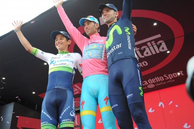 Giro 2017: Dvakrat Stelvio, Mortirolo, Blockhaus, Etna, Oropa, Piancavallo, Pordoi ...