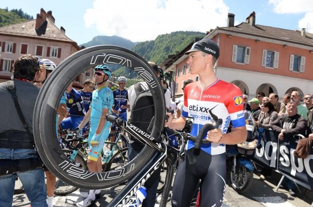 Eneco Tour: Hagen dobil etapo, Terpstra po izjemnem napadu dirko