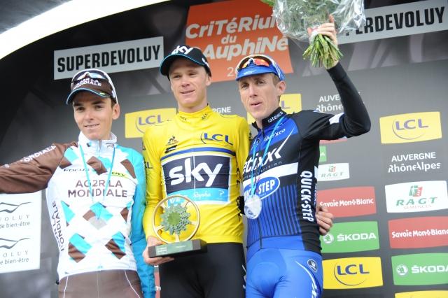 Froome spet najboljši v Franciji ... Tour pa vse bližje!