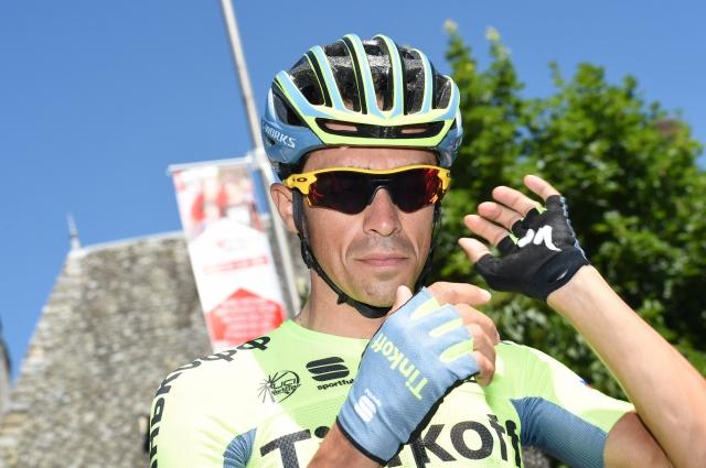 Alberto Contador opravil pregled, podpisal pogodbo in odpovedal OI