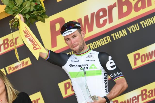 Mark Cavendish zmagal in razjezil Kittla