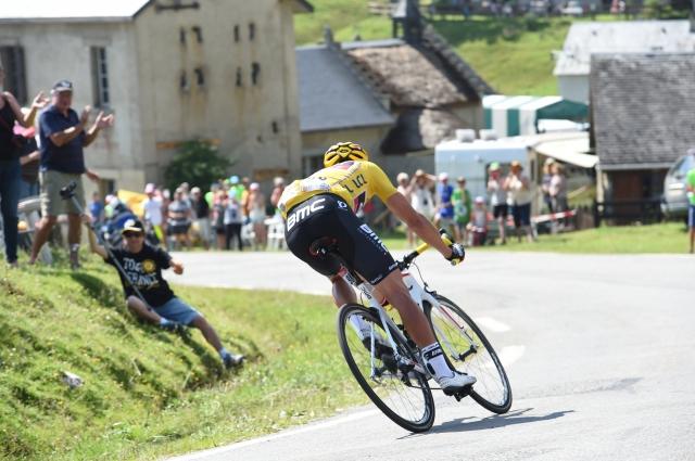 Znameniti Tourmalet za začetek in prava gorska etapa