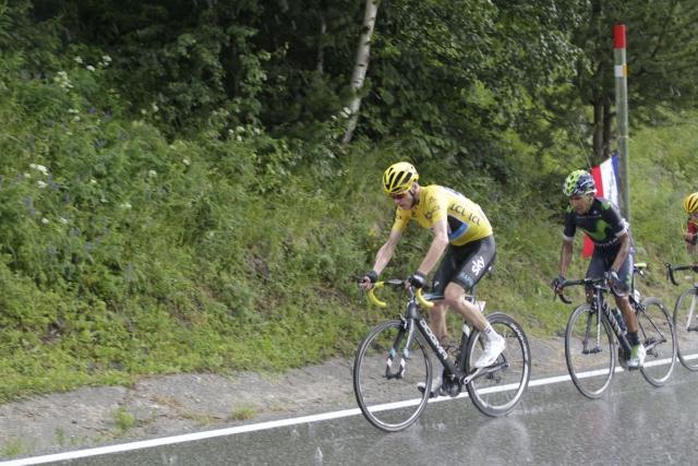 V Španiji novo soočenje: Froome, Contador, Quintana