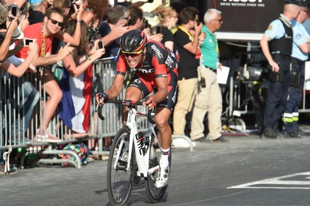Greg Van Avermaet se je oddolžil Petru Saganu