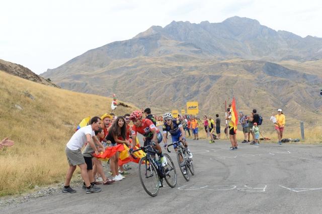 Alberto Contador začel, Nairo Quintana zaključil, Chris Froome popustil