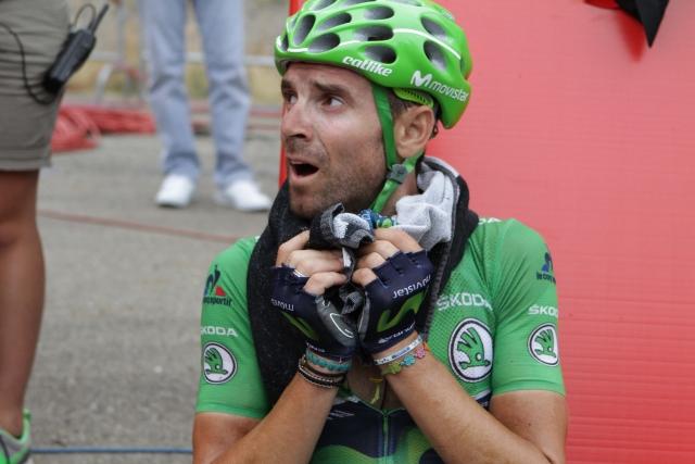 Alejandro Valverde podaljšal pogodbo