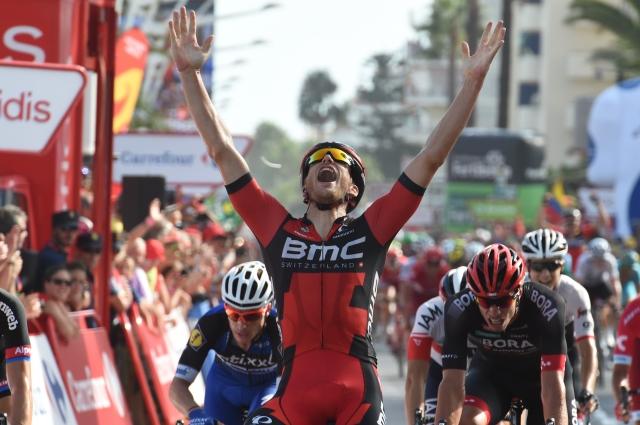 Drucker dobil sprint v Španiji, favoriti na varnem