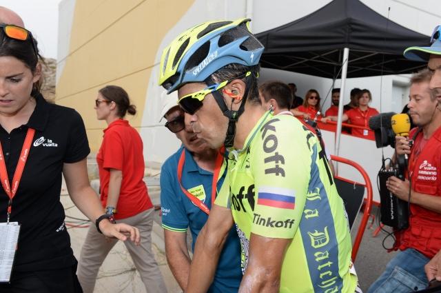 Contador: Mislil, da bodo pri Movistarju vrnili uslugo