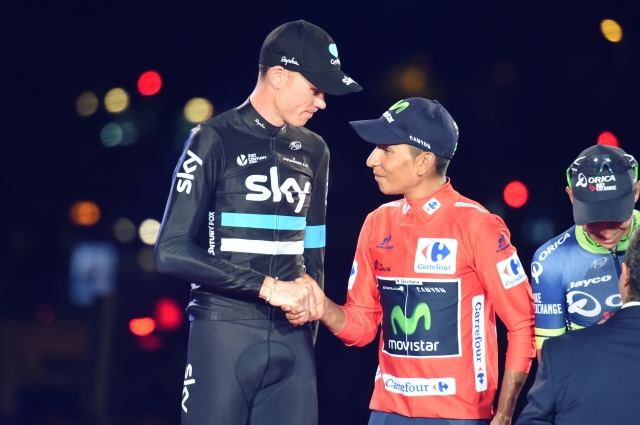 Chris Froome: Prejel lekcijo, načrtuje dvojček Tour/Vuelta?