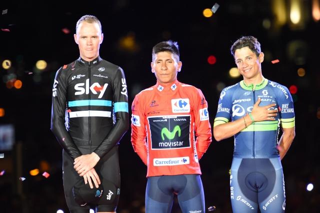 Vuelta: Vrnitev Anglirju, daljši transferji in še več pravih vzponov