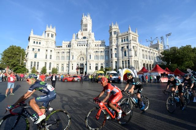Vuelta: Obeta se nov spektakel z vrnitvijo Angliruja