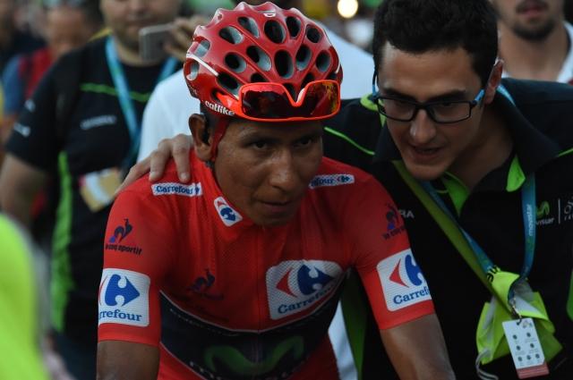 Nairo Quintana: Bo odpeljal Giro in Tour?