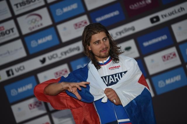 Peter Sagan: Gorsko kolesarstvo ... vse je mogoče