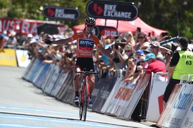 Richie Porte dobil najtežjo etapo
