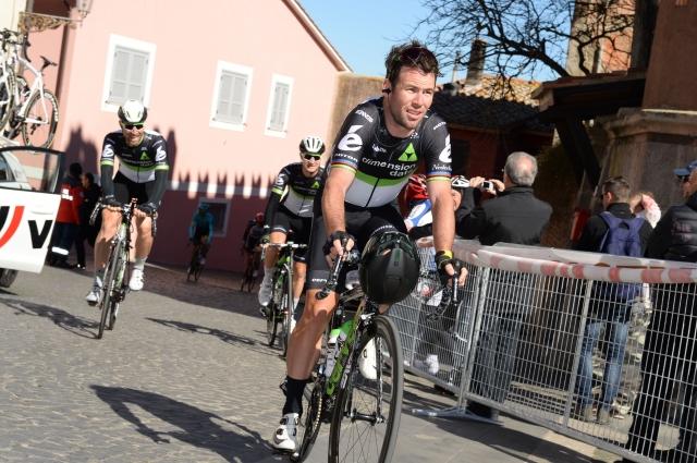 Se Mark Cavendish vrača na dirko po Sloveniji?