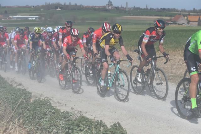 Flandrija: Pripravljeni kaznovati kolesarje ...
