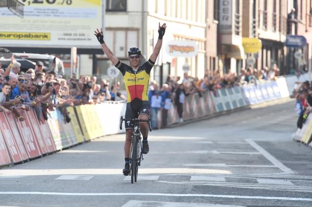 Philippe Gilbert najboljši pred Flandrijo