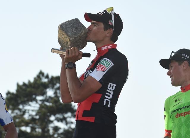 GVA: Mislil, da bo dobil Flandrijo, zdaj ima Roubaixov tlakovec ...