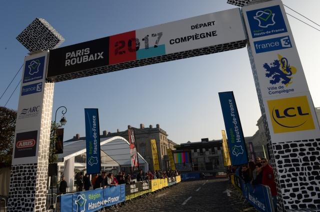 Številke dirke Pariz-Roubaix