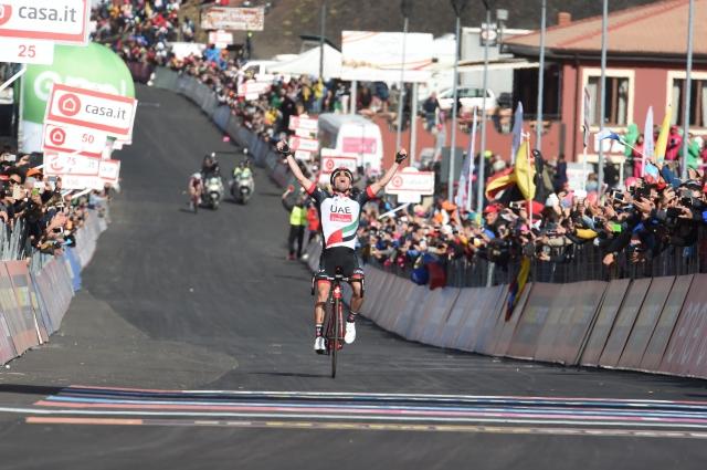 Giro: Po lanskem podvigu Jana Polanca se vrača Etna