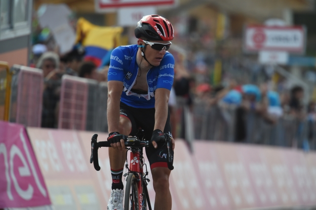 Jan Polanc prihaja na dirko po Sloveniji