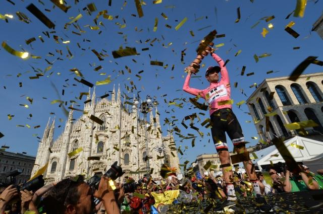 Konec meseca razkrit še Giro