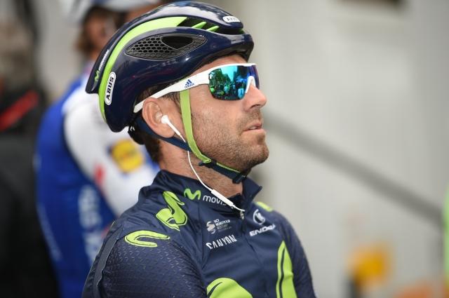 Valverde: S kolesarji, ki so jih pripeljali ne želim nastopiti na Touru