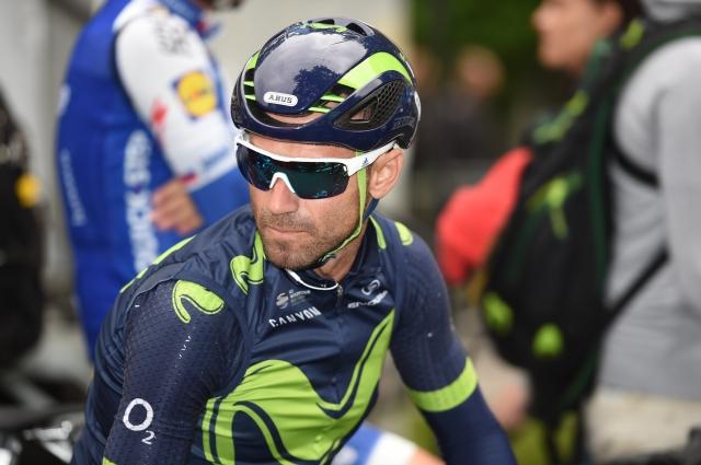 Alejandro Valverde: Na zmago ne bom dolgo čakal