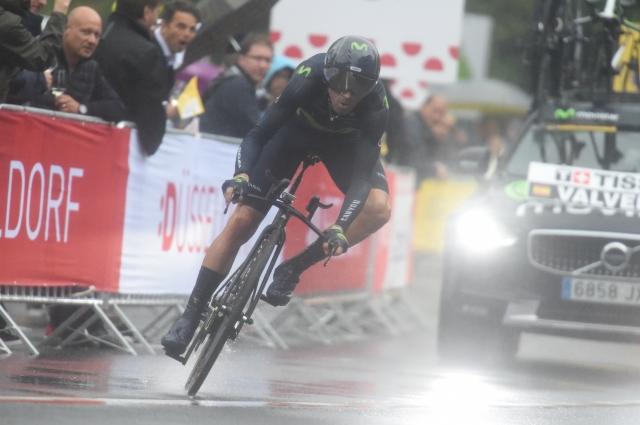 Alejandro Valverde in Ion Izagirre že odstopila