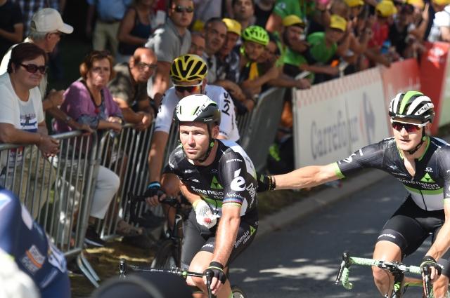 Cavendish preveč poškodovan zapušča Tour