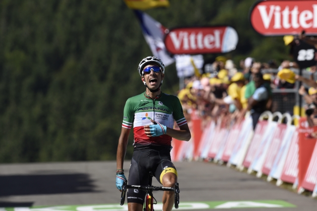 Fabio Aru: