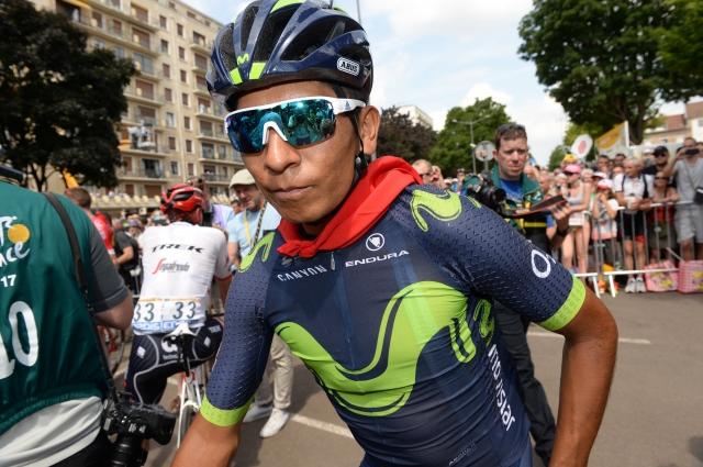 Nairo Quintana: Na Touru bom jaz kapetan