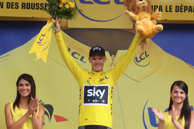 Pred kolesarji najtežja etapa Toura?