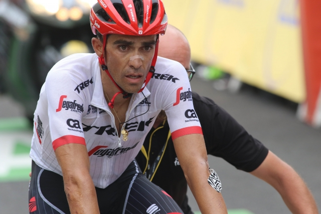 Alberto Contador: Pri Treku si ga še želijo