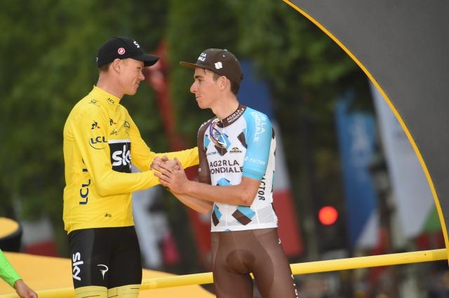 Vuelta: Startna lista