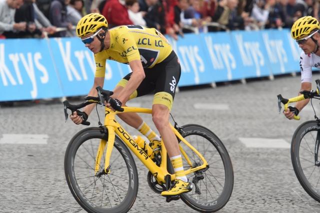 Znani Contadorjevi in Froomovi pomočniki, izjemna Orica Scott
