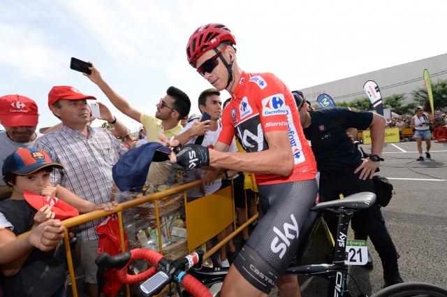 Chris Froome najel nekdanjega odvetnika Bruyneela in Contadorja?