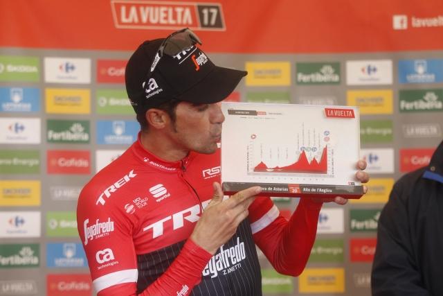 Alberto Contador: Morda bi lahko dobil vse tri v sezoni